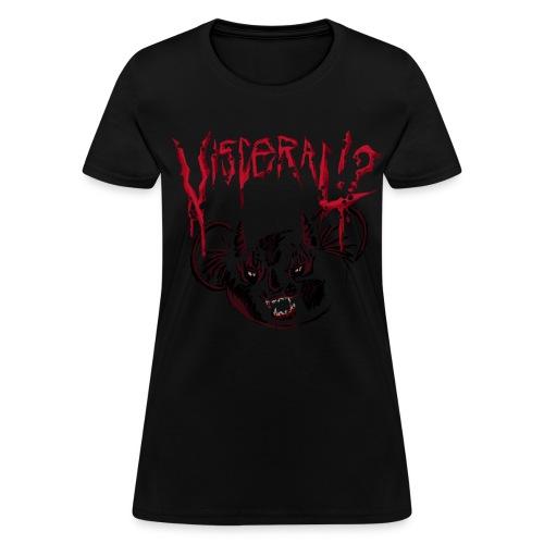 Visceral?! (Women's Shirt) - Women's T-Shirt