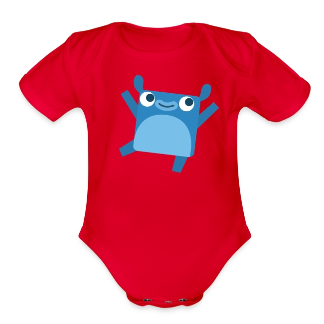 Little Blue Baby Outfit