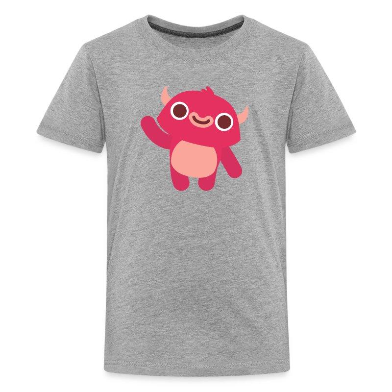 Kid's Pinkerton Tee - Kids' Premium T-Shirt