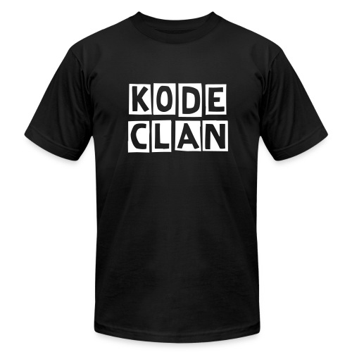 KIDE CLAN - Men's Fine Jersey T-Shirt