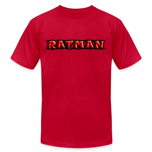 American Apparel Ratman - Men's  Jersey T-Shirt