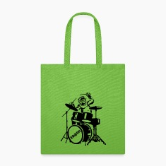 Monkey drummer Bags & backpacks
