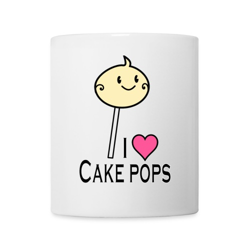 Cake Pops Recipe Mug - Coffee/Tea Mug
