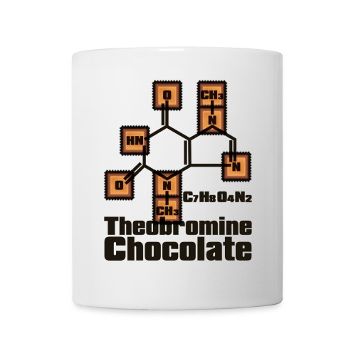 Chocolate Recipe Mug - Coffee/Tea Mug
