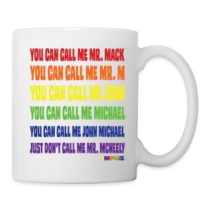 Don't call me Mr McNeely - Coffee/Tea Mug