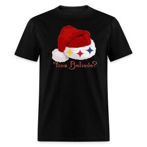 Yinz Believe? Men's T-shirt - Men's T-Shirt