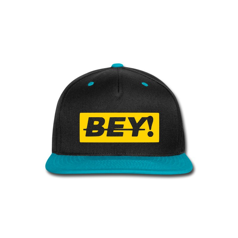 bey\ - Snap-back Baseball Cap
