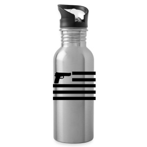 Guns and Bars Waterbottle  - Water Bottle
