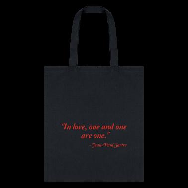 Jean-Paul Sartre on Love Bags & backpacks