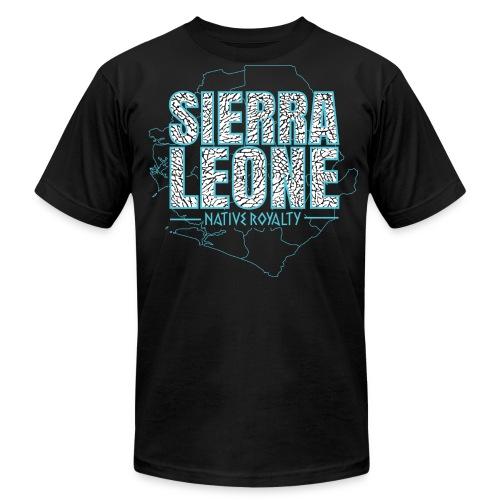 SIERRA LEONE - Men's Fine Jersey T-Shirt