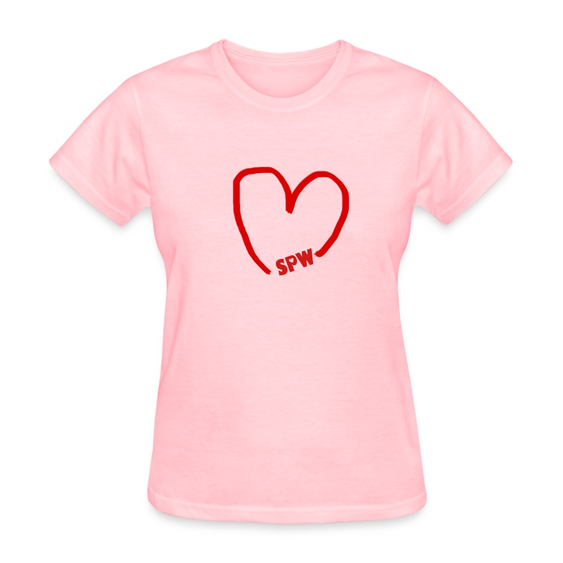 Missing Piece of My Heart - Women's T-Shirt