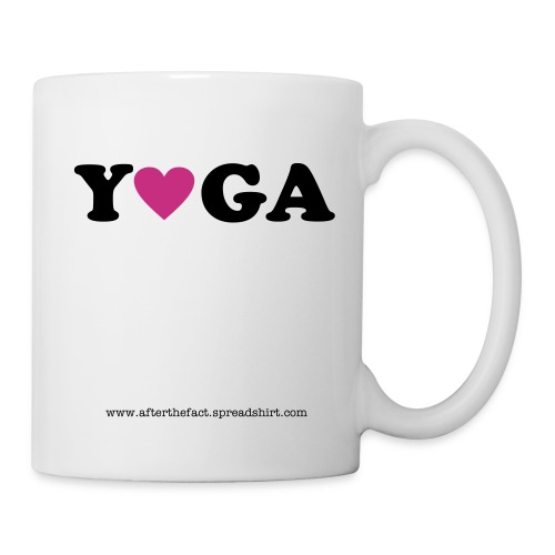 Yoga Cup - Coffee/Tea Mug