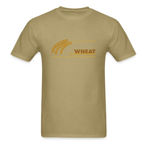 Wheat and Wheat By Products - Men's T-Shirt