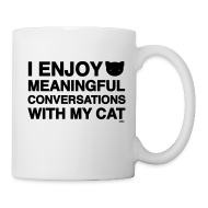 Mugs & Drinkware ~ Coffee/Tea Mug ~ Meaningful Conversations