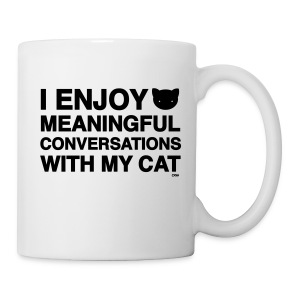 Meaningful Conversations - Coffee/Tea Mug