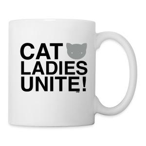 Cat Ladies Unite! - Coffee/Tea Mug