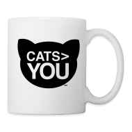 Mugs & Drinkware ~ Coffee/Tea Mug ~ CatsYou
