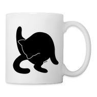 Mugs & Drinkware ~ Coffee/Tea Mug ~ Black Cat