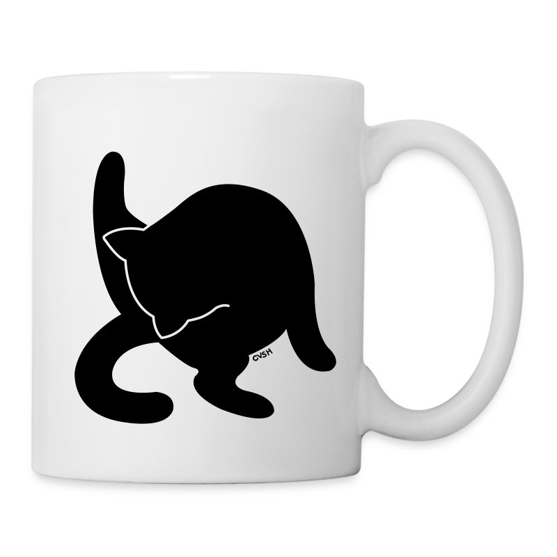 Black Cat - Coffee/Tea Mug