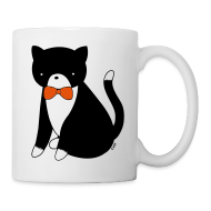 Mugs & Drinkware ~ Coffee/Tea Mug ~ Bow Tie