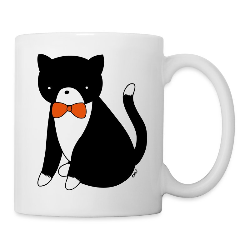 Bow Tie - Coffee/Tea Mug