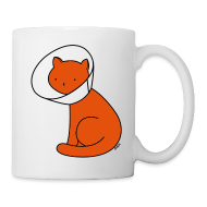 Mugs & Drinkware ~ Coffee/Tea Mug ~ Kitty Cone