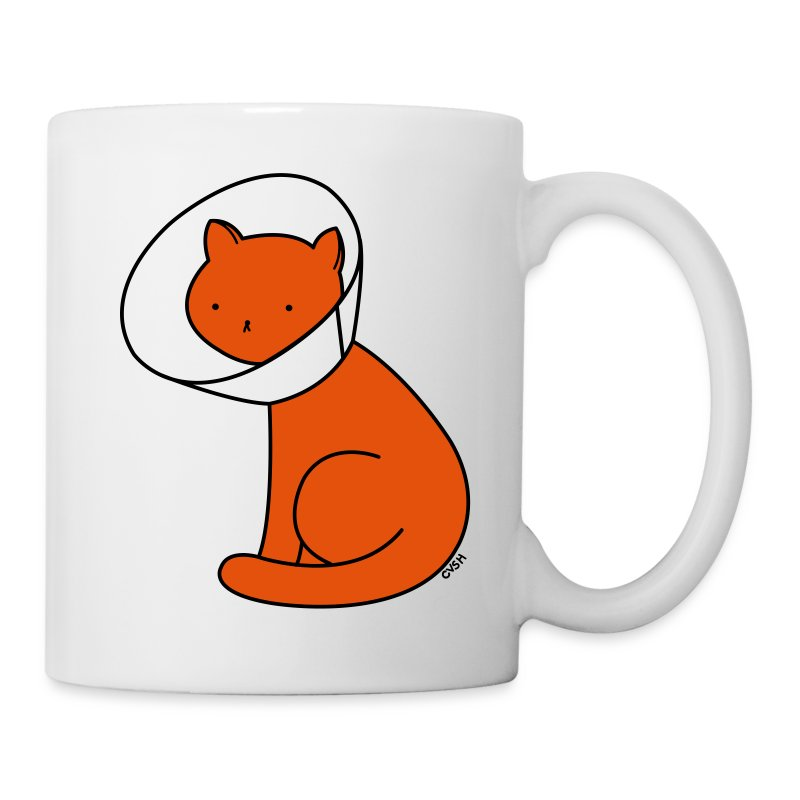 Kitty Cone - Coffee/Tea Mug