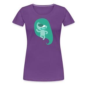 Women's Yoshi Tee - Women's Premium T-Shirt