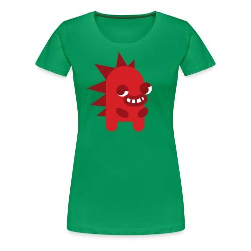 Women's Rocky Tee - Women's Premium T-Shirt