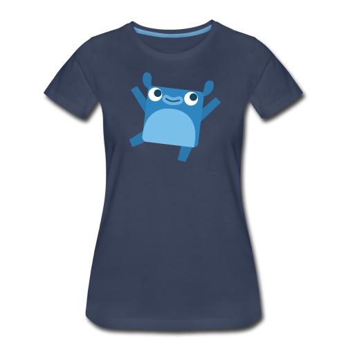 Women's Little Blue Tee - Women's Premium T-Shirt