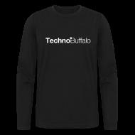 Long Sleeve Shirts ~ Men's Long Sleeve T-Shirt by American Apparel ~ TechnoBuffalo Long Sleeve Guys (American Apparel)