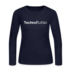 TechnoBuffalo Long Sleeve Gals - Women's Long Sleeve Jersey T-Shirt
