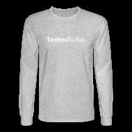 Long Sleeve Shirts ~ Men's Long Sleeve T-Shirt ~ TechnoBuffalo Long Sleeve Guys