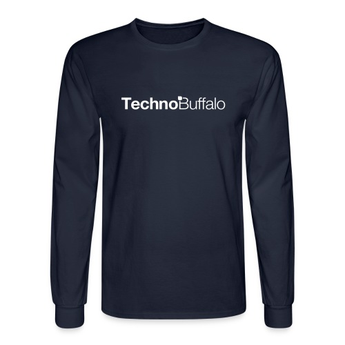TechnoBuffalo Long Sleeve Guys - Men's Long Sleeve T-Shirt