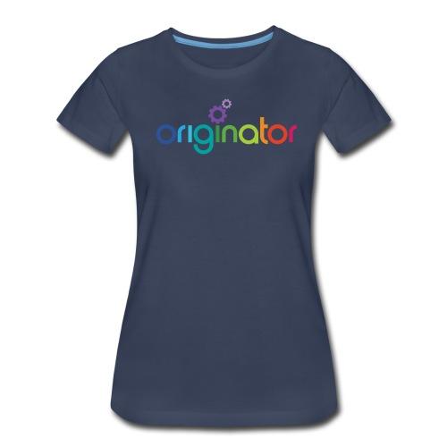 Women's Originator Tee - Women's Premium T-Shirt