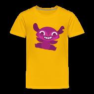 Baby & Toddler Shirts ~ Toddler Premium T-Shirt ~ Toddler's Scampi Tee