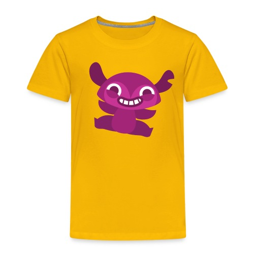 Toddler's Scampi Tee - Toddler Premium T-Shirt