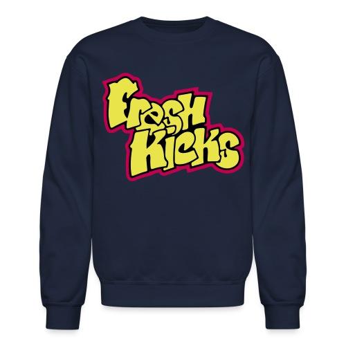 FRESH KICKS - Crewneck Sweatshirt