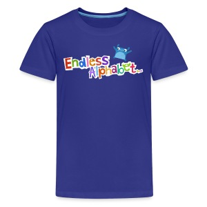 Kid's Endless Alphabet Tee - Kids' Premium T-Shirt