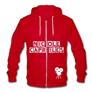 Unisex Nicky Factory hoddie - Unisex Fleece Zip Hoodie