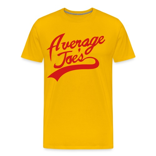 Average Joe's Dodgeball jeresy - Men's Premium T-Shirt