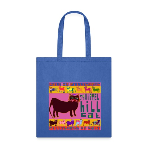 Tribal Kitty - Tote Bag