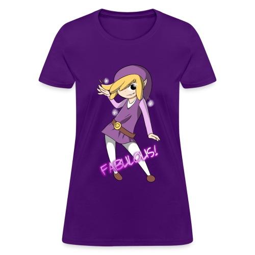Fabulous Link - Women's T-Shirt