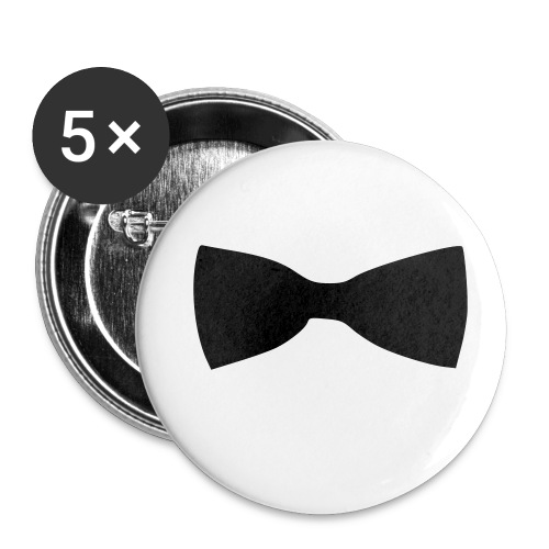 Bow Tie Buttons - Large Buttons