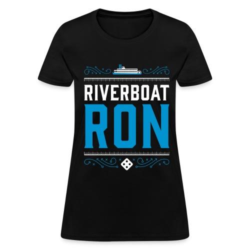 Riverboat Ron Women's T-Shirt - Women's T-Shirt