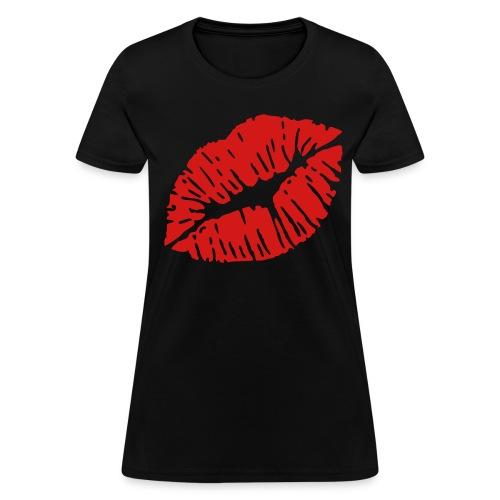 Lips T-Shirt - Women's T-Shirt