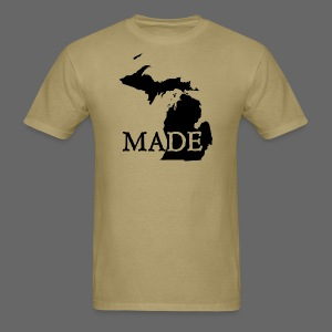Michigan Made - Men's T-Shirt