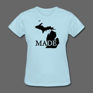 Michigan Made - Women's T-Shirt