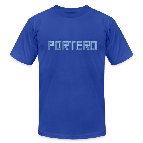 Portero Men's Tee - Men's  Jersey T-Shirt
