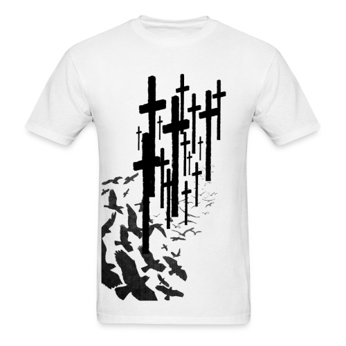 nu-goth (for him) - Men's T-Shirt